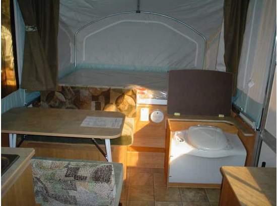Large Viking Bm Popup Camper